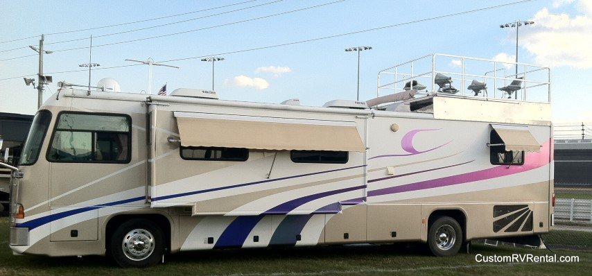 Custom RV Rental